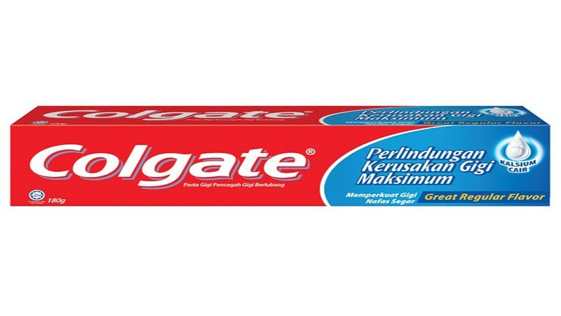 Colgate Great Regular Flavor