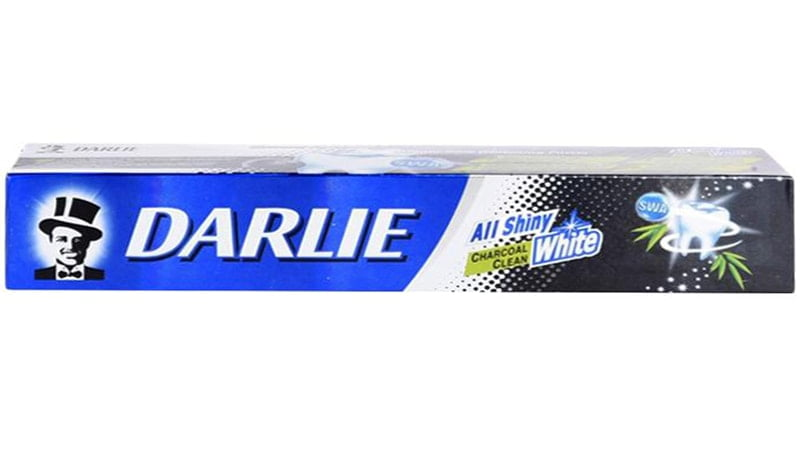 Darlie Pasta Gigi All Shiny White Charcoal