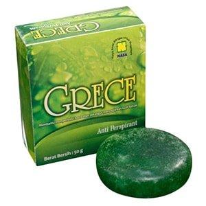 Nasa Grece Sabun Penghilang Bau Badan, Sabun Antiseptik untuk bau badan