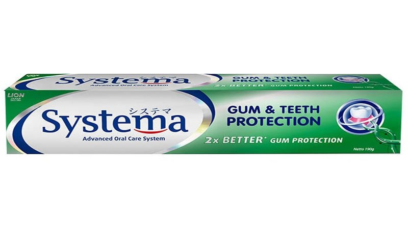 Systema Gum & Teeth Protection