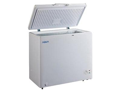 Aqua Japan AQF-160W Chest Freezer
