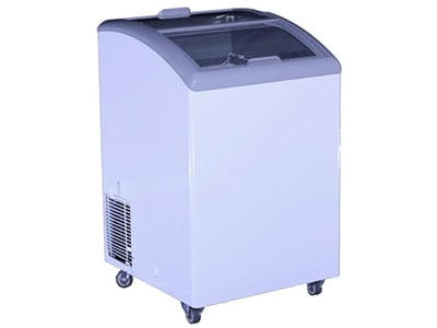 Fresta Curve Glass Freezer