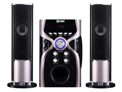 GMC 887G Bluetooth Multimedia Speaker
