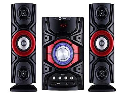 GMC 889D Multimedia Speaker