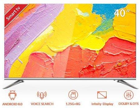 Coocaa 40S5G, smart tv dibawah 5 juta
