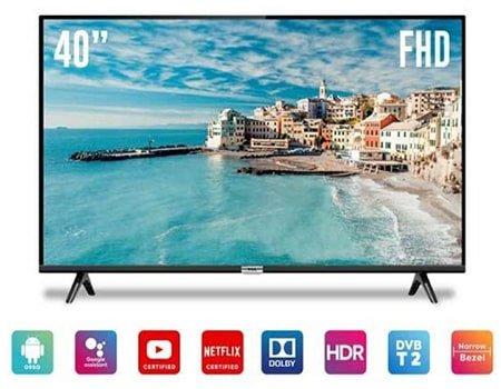 TCL 40A3, smart tv terbaik dibawah 5 jutaan