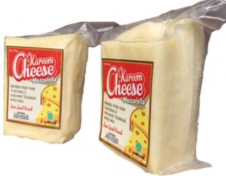 Keju Mozarella Kareem Cheese