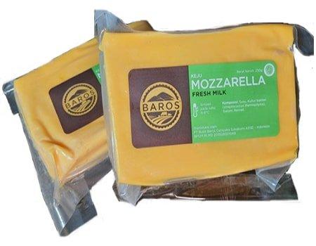 Keju Mozzarella Baros