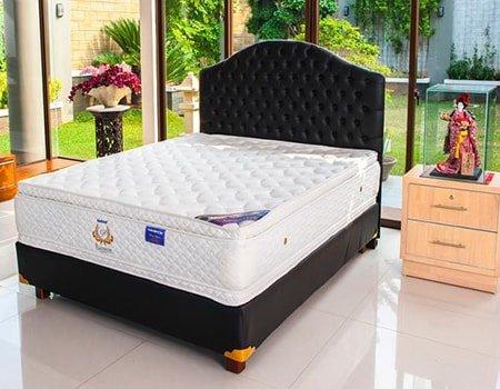 Uniland Platinum Double Pillowtop