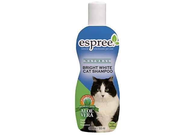 Espree Bright White Cat Shampoo, harga sampo kucing