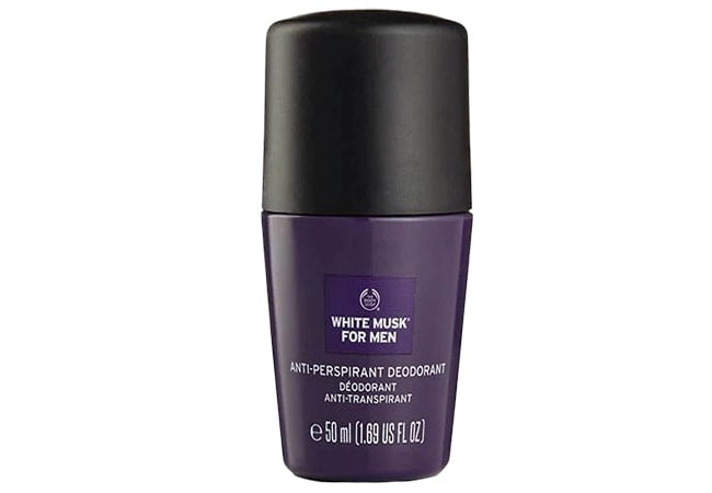 The Body Shop White Musk For Men Anti-Prespirant Deodorant