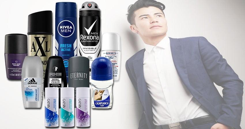 deodorant yang bagus untuk pria