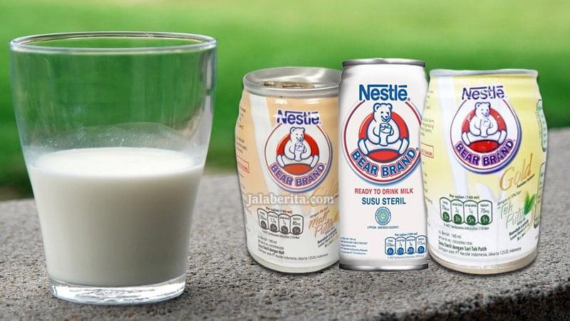 harga susu beruang