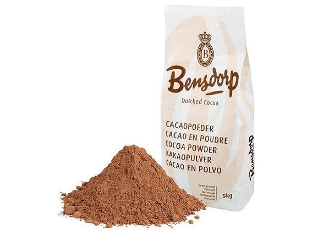 Bensdorp Pure Cocoa Powder Coklat Bubuk Murni
