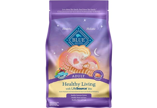 Blue Buffalo Adult Dry Cat Food