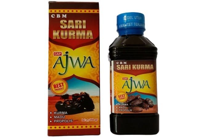 CBM Sari Kurma Cap Ajwa