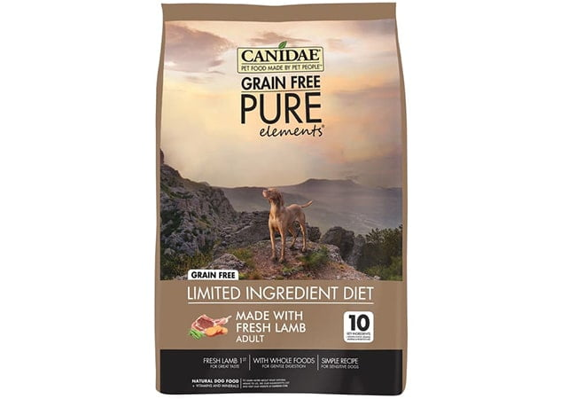 Canidae Pure Elements Grain Free Lamb