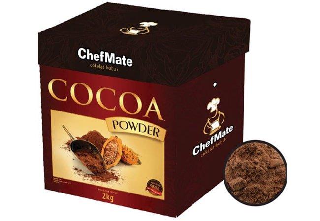 Chefmate Cocoa Powder, coklat bubuk yang baik untuk kue