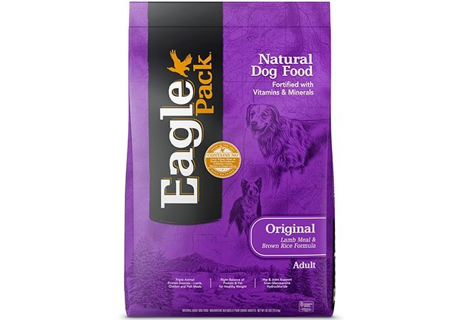 Eagle Pack Original Dog Food Lamb For Adult