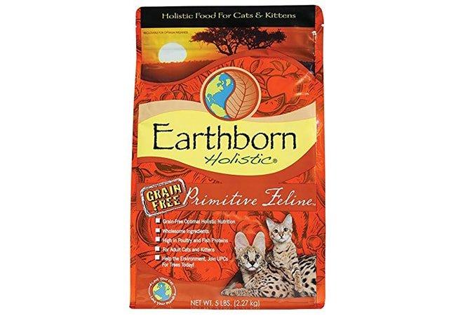 Earthborn Holistic Primitive Feline Grain-Free