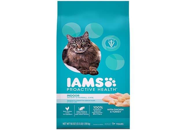 Iams Proactive Health Dry Cat Food