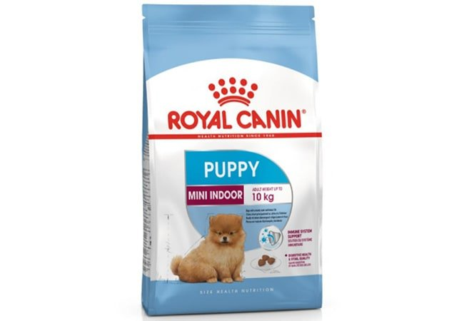 Royal Canin Puppy Mini Indor Dry Food