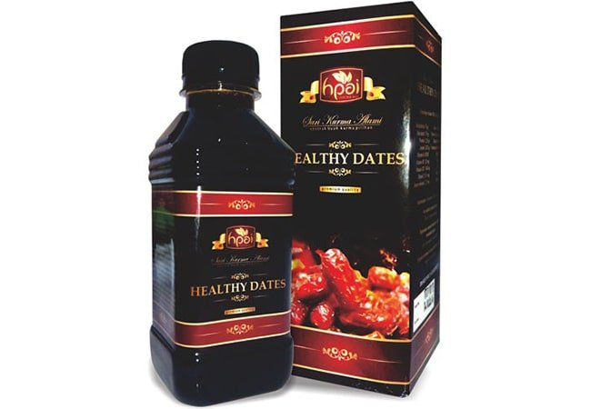 Sari Kurma Healthy Dates HPAI