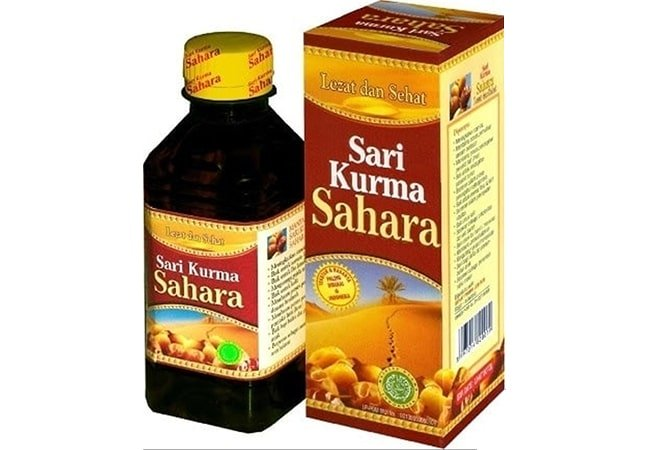 Sari Kurma Sahara Original Herbal