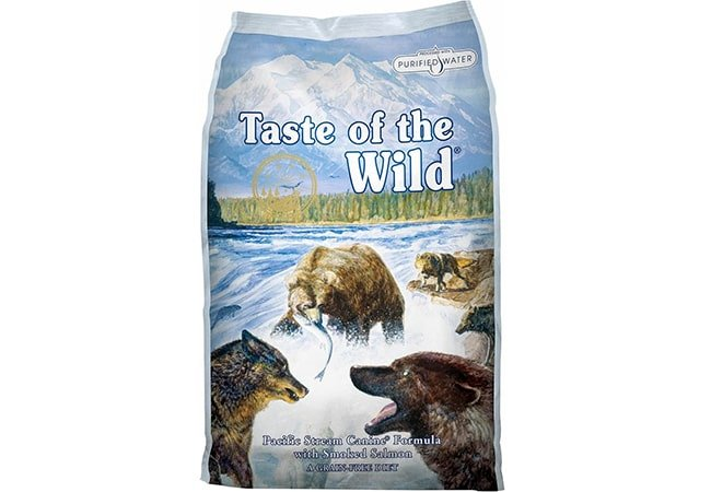 Taste of the Wild Dry Dog Food with Real Smoked Salmon