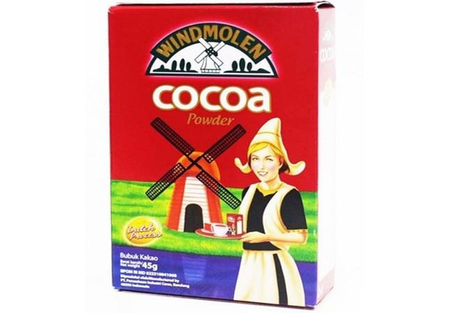 Windmolen Cacao Powder Coklat Bubuk