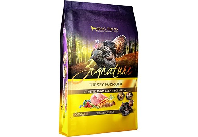 Zignature Turkey Limited Ingredient Formula