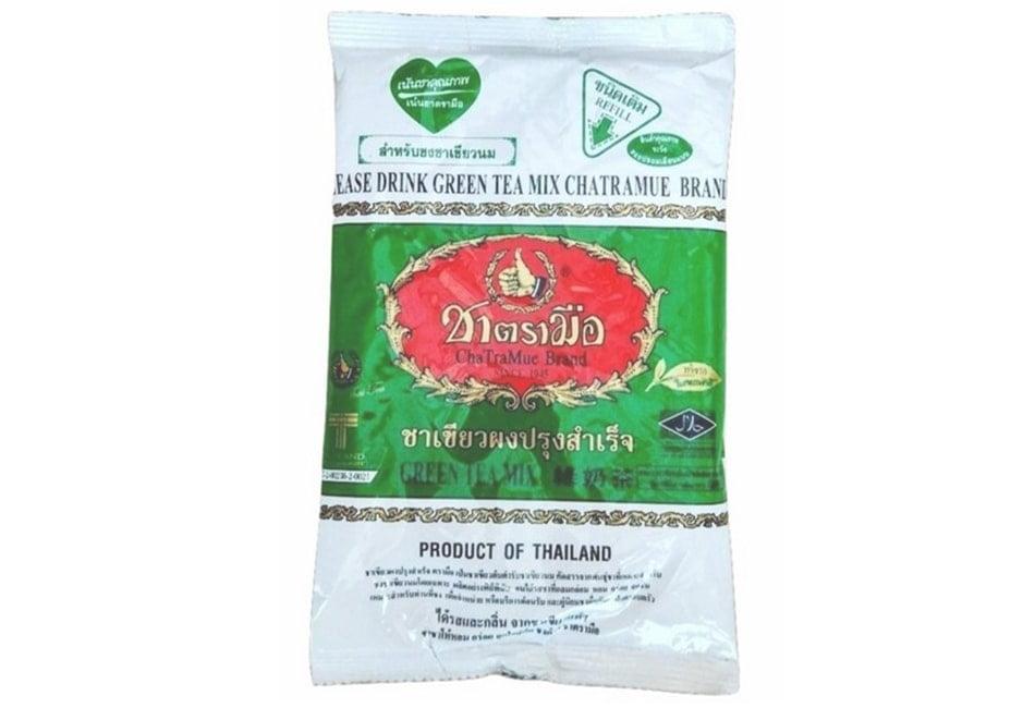 ChaTraMue Teh Hijau Thailand, teh hijau yang bagus di pasaran