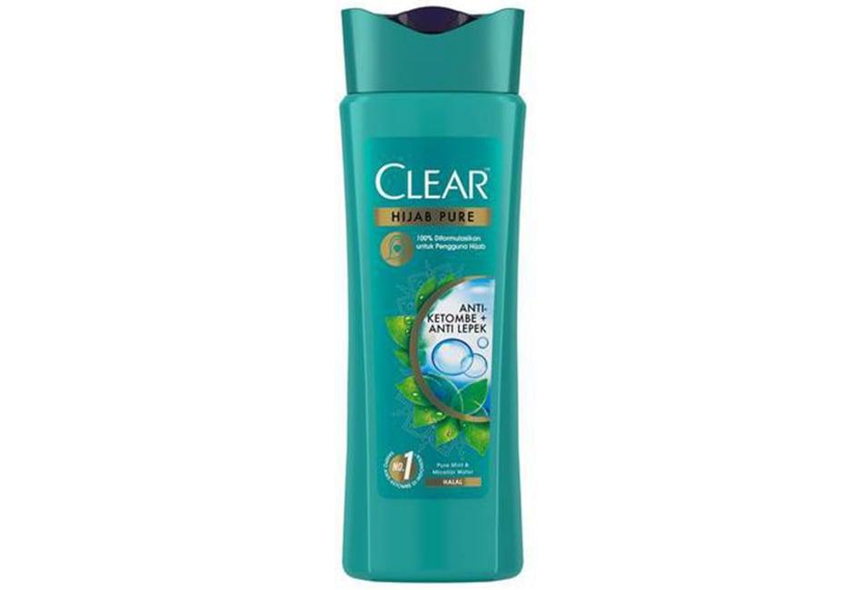 Clear Hijab Pure Shampo Anti-Ketombe & Anti-Lepek