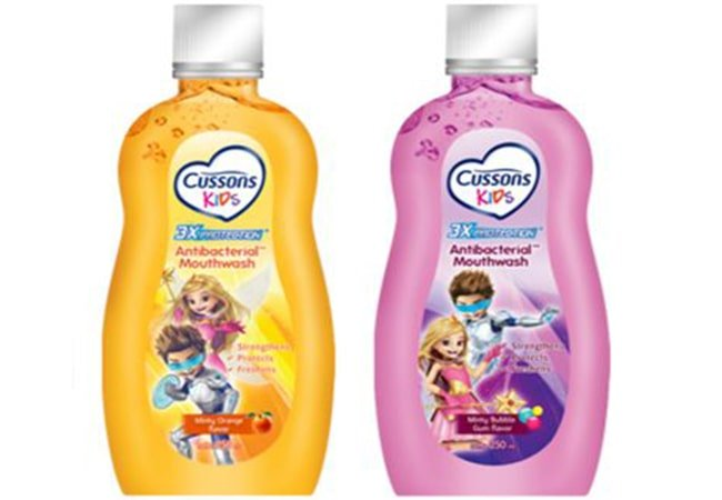 Cussons Kids 3x Protection Antibacterial Mouthwash