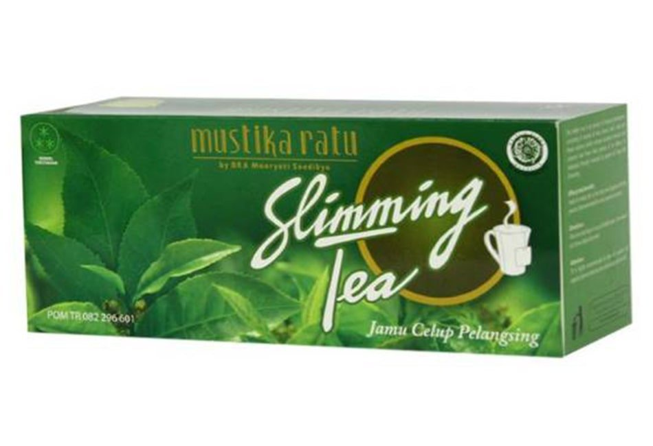 Mustika Ratu Slimming Tea