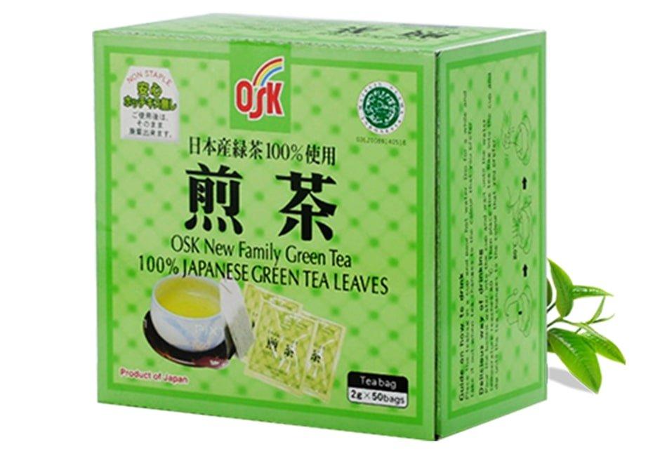 OSK Green Tea Jepang