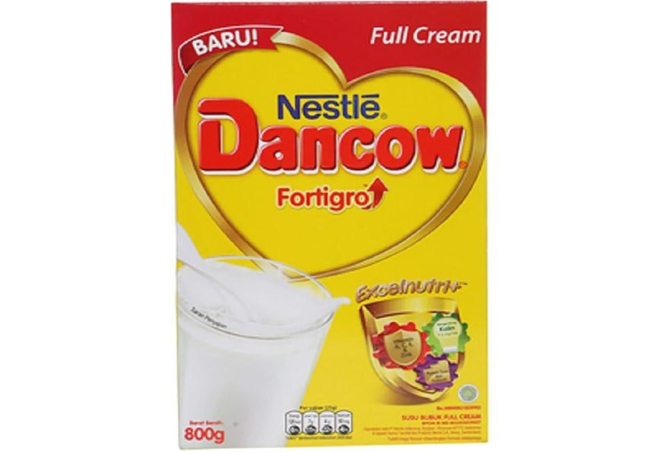 Susu Dancow Fortigro