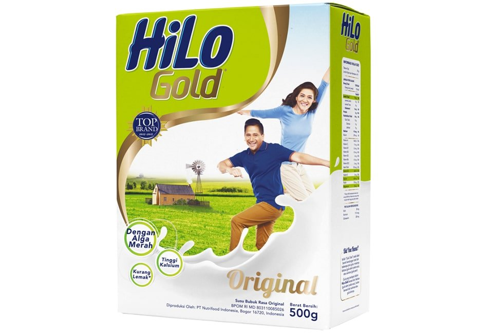 Susu Hilo Gold