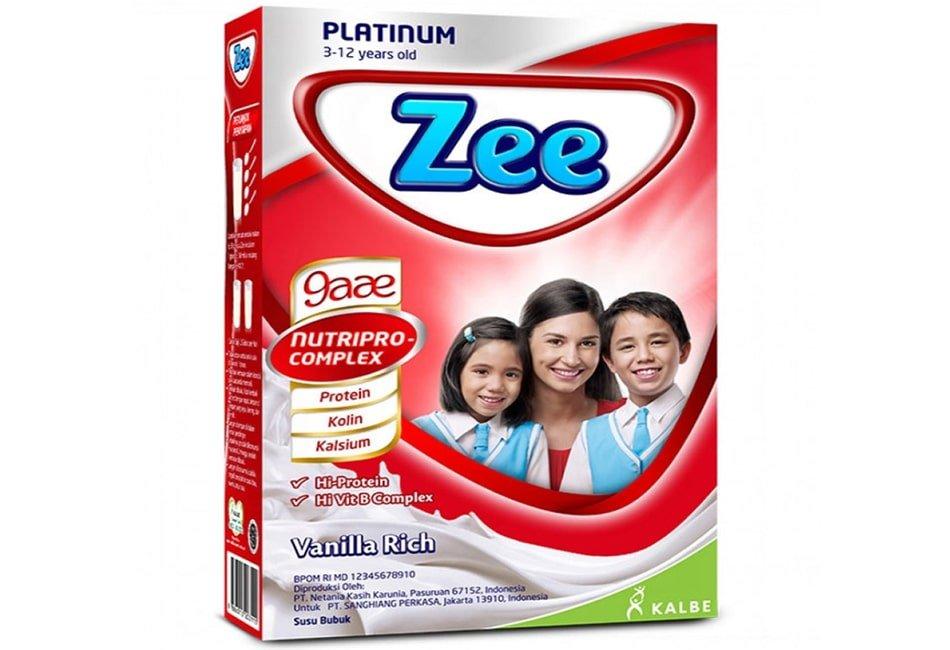 Susu Zee Platinum, susu anak untuk tulang dan sendi