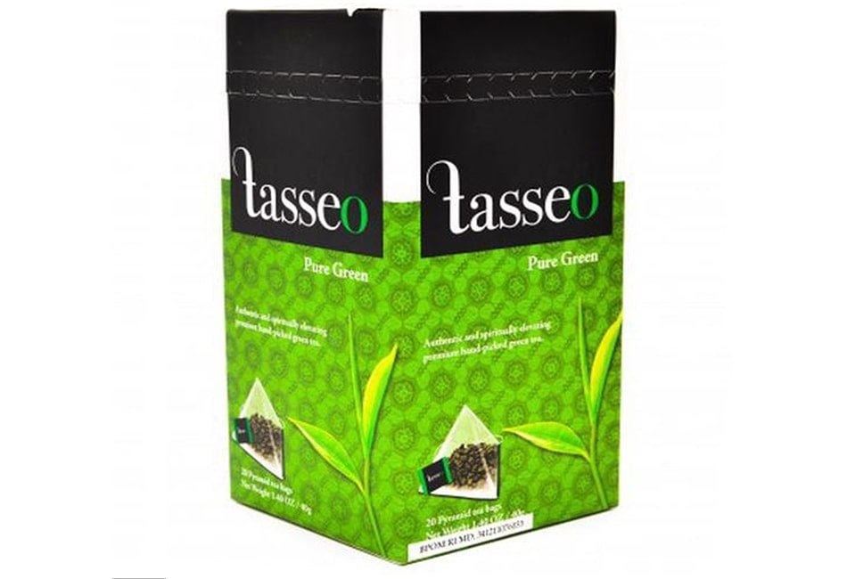 Tasseo Pure Green, teh hijau yang terbaik