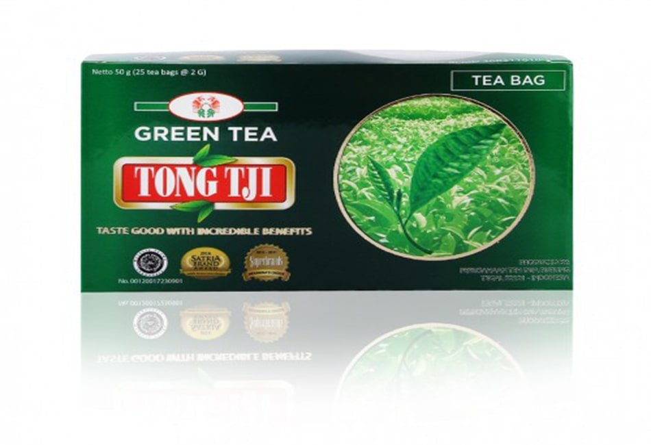 Tong Tji Celup Green Tea