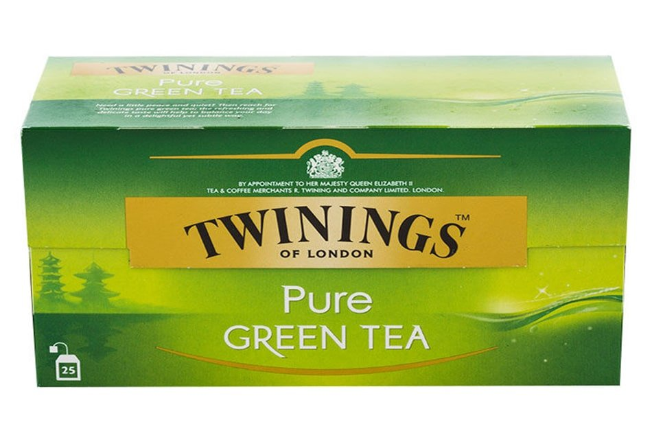 Twinings Of London Pure Green Tea,