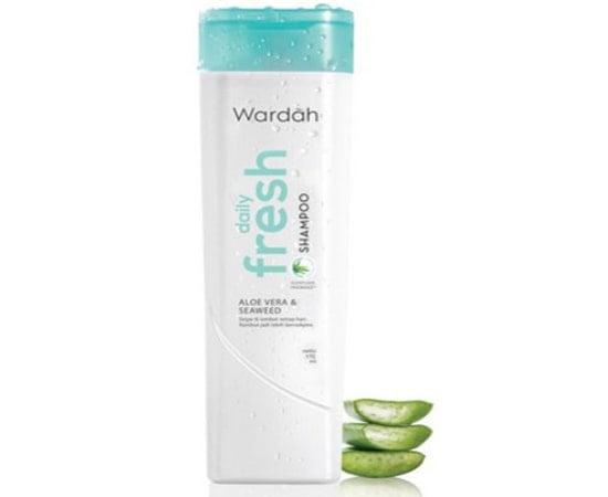 Wardah Daily Fresh Aloe Vera & Seaweed Shampoo