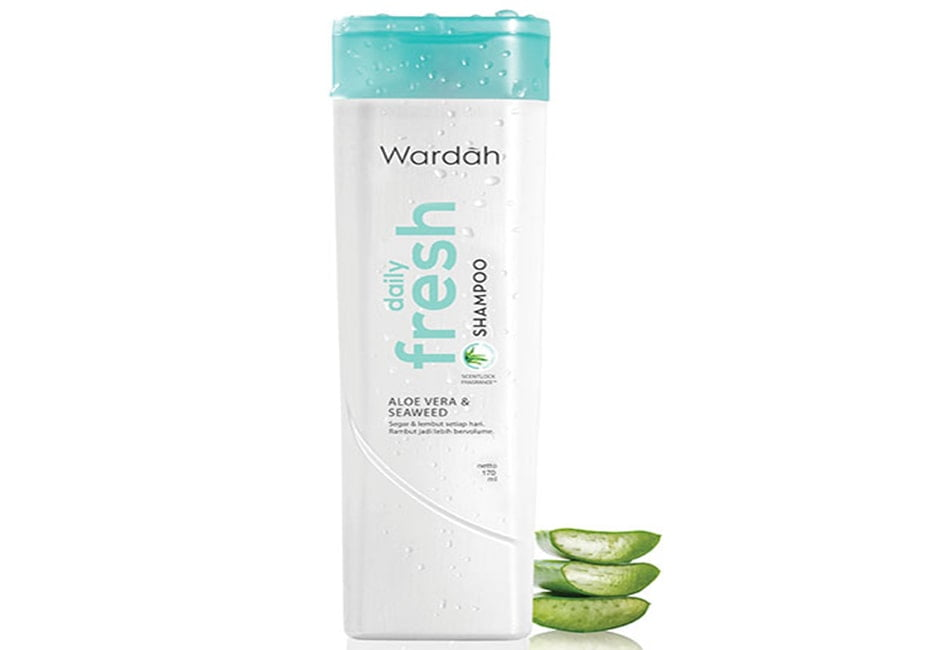 Wardah Shampoo Daily Fresh
