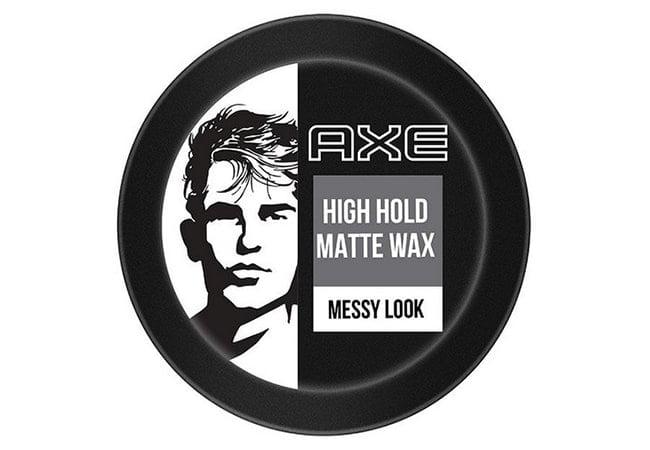Axe High Hold Matte Hair Styling Wax