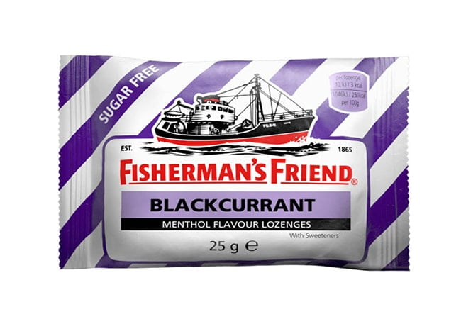 Fishermans Friend Lozenges