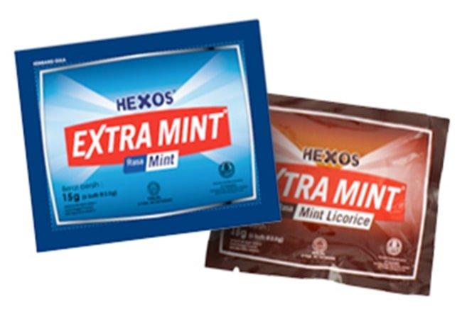 Hexos Extra Mint
