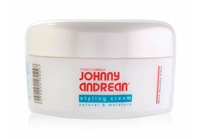 Johnny Andrean Styling Cream Natural Moisture
