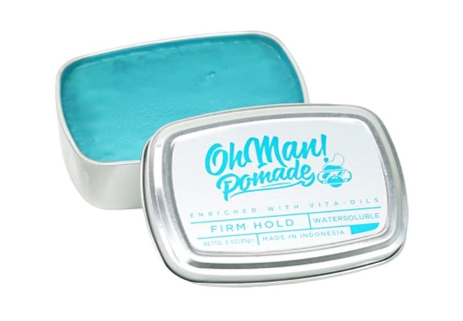 Oh Man Nutri Blue Water Based Pomade