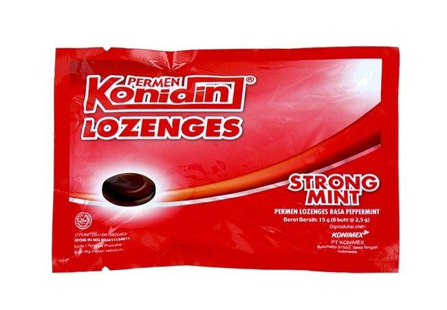 Permen Konidin Lozenges